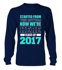 Keep calm and graduate class of 2018 senior quotes for Single order custom t shirts