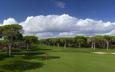 Dom Pedro Golf Hotel - Dom Pedro Hotels. Vilamoura, Algarve, Portugal. Click on image for more details and prices for golf breaks in Vilamoura in Portugal's Algarve.