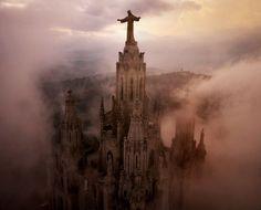 Tibidabo Church - Barcelona, Spain - Google Search
