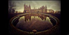Poland,  palace Moszna