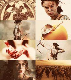 dragonfiretwistedwire: Greek Mythology ~ Keira Knightley as Eris ~ requested by anon Eris was a goddess of the battlefield with an insati...