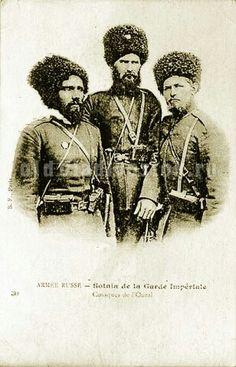 Ural cossacks (Russo-Japanese war)