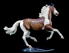 Breyer horse mon gamin