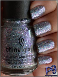 My 5 Favourite Glitter Nail Polishes