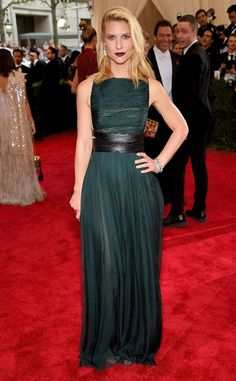Worst: Claire Danes,Valentino, I think her's is worst because i don't think that color fits her at all .