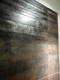 Metallic tiles   http://rbctile.com/series/mixology/