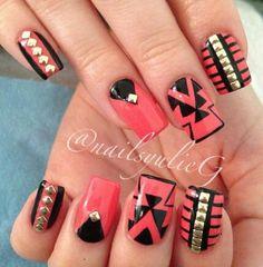 Shop nail care products at Sephora. Find an unrivaled selection of nail supplies including nail polish, nail polish remover, manicure & pedicure tools. Fabulous Nails, Gorgeous Nails, Love Nails, Pretty Nails, Amazing Nails, Nail Polish Designs, Nail Art Designs, Nailart, Crazy Nail Art