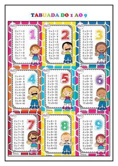 """""""Escola é, sobretudo, gente, gente que trabalha, que estuda, que se alegra, se conhece, se estima. A escola será cada vez melhor na medida em que cada um se comporte como colega, amigo, irmão. Importante na escola não é só estudar, não é só trabalhar, é também criar laços de amizade, é criar ambiente de camaradagem, é conviver, é se 'amarrar nela'!"""" (Paulo Freire) Alphabet Activities, Preschool Activities, Jigsaw Puzzles For Kids, Numbers For Kids, Kids Math Worksheets, Teacher Inspiration, Kindergarten Reading, Math For Kids, Teaching Math"""