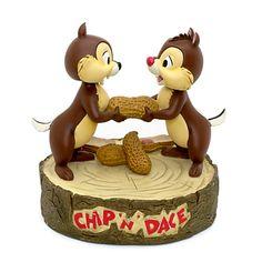 Chip et Dale Disneyland Paris MED FIGURINE TIC /& TAC