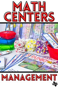 Math centers are the perfect way to engage students in meaningful practice while freeing yourself up to meet with guided math groups. Whether you teach Kindergarten, First Grade, 2nd Grade or beyond - check out this post to see how to manage math centers in your classroom