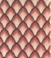 Lovely things: Bargello embroidery: A collection of schemes Bargello Patterns, Bargello Needlepoint, Needlepoint Stitches, Needlework, Palacio Bargello, Swedish Embroidery, Swedish Weaving, Herringbone Stitch, Needlepoint Designs