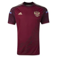 8ebbfa948 Russia 2014 Authentic Home Soccer Jersey - The Official FIFA Online Store