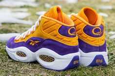 Reebok Question « Crocus » par SNS