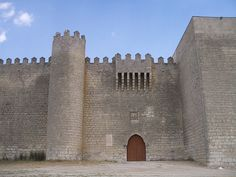 Castillo de Montealegre