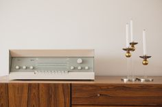 Braun Atelier 3 (1962) / designed by Dieter Rams