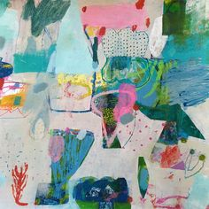 Studio tour and interview with Sydney artist emily Besser