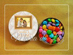 Lembrancinhas de Casamento com Foto dos Noivos - Entregamos em todo o Brasil. Aqui voce encontra as melhores Lembrancinhas Personalizadas para sua festa