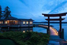 The Spa at April Point Resort - Quadra Island BC/Vancouver Island & Gulf Islands Weddings