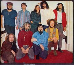 Frank Zappa & Mothers of Invention. Thank god for them. For with out these pioneers there would be no Mr. Bungle No Gwar No Dog Fashion Disco Etc.... We owe a lot to Frank Zappa and his band of merry men