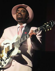 2006 Nick Colionne is known at the most colorful man in Jazz and he was nothing less than that at our 5th Anniversary RRJF. He is the consummate entertainer. A real crowd pleaser!
