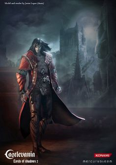 Gabriel Art - Castlevania: Lords of Shadow 2 Art Gallery Castlevania Lords Of Shadow, Castlevania Dracula, Castlevania Anime, Dark Fantasy Art, Game Character, Character Design, Dragons, Lord Of Shadows, Shadow 2