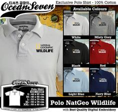 Download 20 Baju Kaos Polo T Shirt Anak Raglan National Geographic Natgeo Ideas Polo T Shirt Black Polo Shirt
