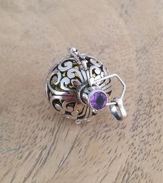 A personal favorite from my Etsy shop (null) Green Peridot, Purple Amethyst, Baby Shower Presents, Flower Pendant, Mantra, Heart Ring, Jewellery 2017, Pregnancy, My Etsy Shop