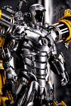 War Machine Iron Man, Aperture Science, Iron Man Art, Iron Man Avengers, Arte Robot, Iron Spider, Spiderman Art, Batman Universe, Superhero Design