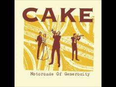 Megastar Monday: CAKE — cake - mr. mastodon farm request for the ever...