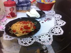La semplicità incontra il gusto ed è subito amore @Simplicity meets the taste and it is love spahetti@italian food
