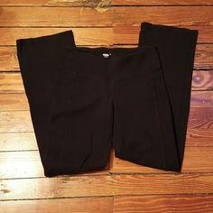 Old Navy black sweats Black sweatpants or workout pants size medium Old Navy Pants