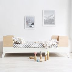 Kinderbett - Weiss - Nobodinoz - Neuheiten & MÖbel   MyLittleRoom