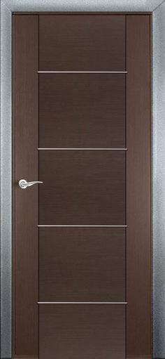 Gallery of modern interior doors by Milano Doors. Kori NJ Pick up only special Modern Wood Doors, Modern Entrance Door, Wooden Doors, Bedroom Door Design, Door Design Interior, Interior Decorating, Traditional Interior Doors, Tv Wall Decor, Flush Doors