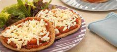 ¿Quieres una cena deliciosa pero nutritiva?, prueba esta Thins Pizza: