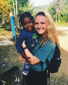 """An unforgettable humbling exhilarating week. Thank you Dominican Republic for a life changing experience; a stone of remembrance. // """"And He said to them """"Go into all the world and proclaim the gospel to all creation."""" -Mark 16:15 by annavjohns"""