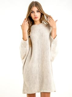 SWETER TYPU NIETOPERZ (WEŁNA) - dostępne swetry w Sklepie Tagless
