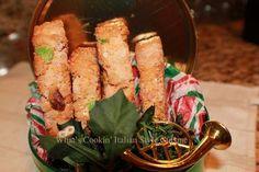 What's Cookin' Italian Style Cuisine: Christmas Spumoni Biscotti Recipe