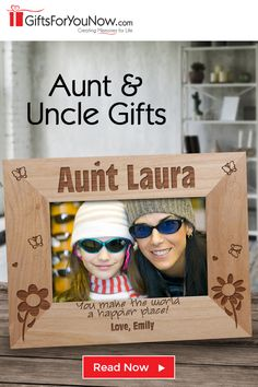 Give your aunt a thoughtful gift to thank her for everything she does for you  #auntgifts #auntgiftsfromniece #auntgiftsfromnephew #auntgiftsfromkids Thoughtful Gifts For Her, Uncle Gifts, Personalized Gifts For Her, Thoughts, How To Make, Personalised Gifts For Her, Ideas