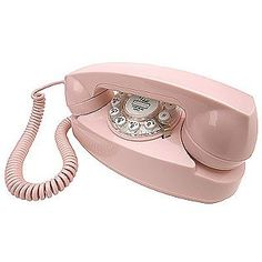 pacific bell pink  telephone | Princess Phone