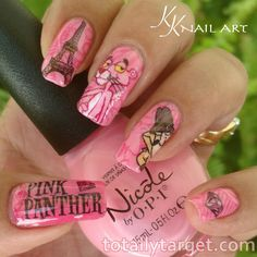 Who loves Pink Panther?!