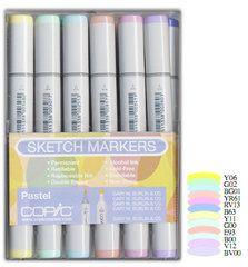 Copic - Sketch Marker Set - Pastel