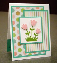 Simple and cute!  used Create a Critter cartridge!
