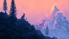 Mountain Speed Paint by Pat Mendoza : ImaginaryDragons