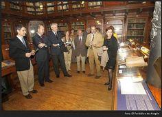 """exposición """"Libri Chronicarum : Exposición del patrimonio bibliográfico de la Universidad de Zaragoza, 2012"""