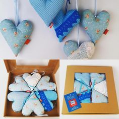 Those Hearts can be used as a single decoration or as a garland, you decide…
