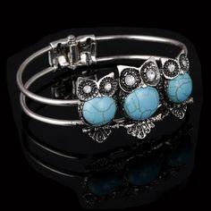Bracelets New Silver Plated Malachite Cuff Bracelet Bangel Jewelry Street Price Fashion Jewelry