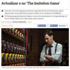 Actualizar o no 'The Imitation Game' / @diarioturing | #sci #tech #inn #alanturing100