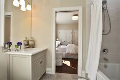 Classic Bathroom Vanity. #getinspired
