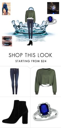 """Date with Loki"" by sara598d on Polyvore featuring rag & bone, WithChic, MANGO and Lab"