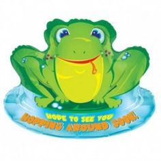Image result for story of the get-well frog
